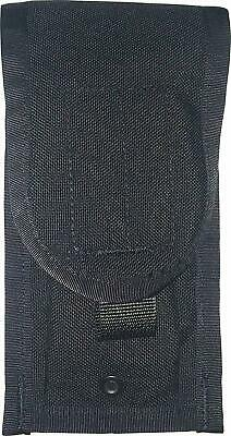 MOLLE II Double Magazine Pouch Black Genuine U.S. Military MADE in USA