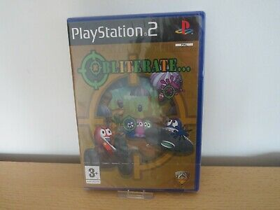 Obliterate sony Playstation 2 - ps2 - new sealed pal