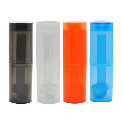 Top Puff Toppuff Water Bong Shisha Pipe Travel Plastic Glass Stock Gauze