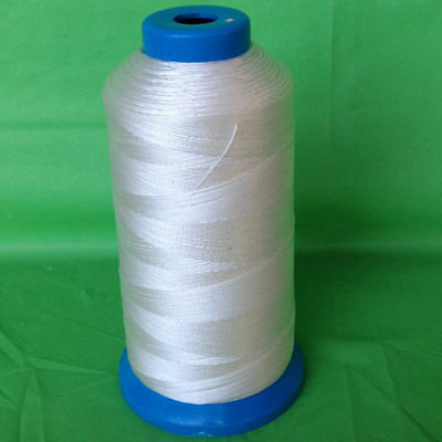 Bonded #69 T70 Nylon Sewing Thread for Upholstery leather canvas-Color White