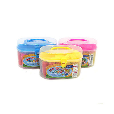18 Color Colorful Clay Craft Soft Polymer Plastic Educational Toy are