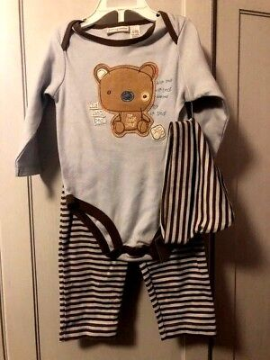 Baby Boy 3-6 months First Impressions Outfit