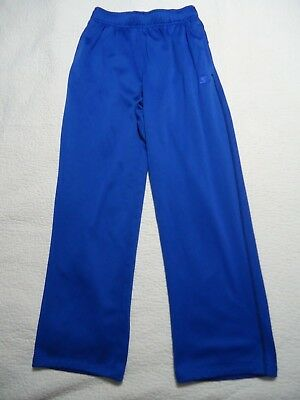 36-38 Dark Blue Elastic Waist D164 To Be Distributed All Over The World Starter Men Athletic Sport Pants Size Large