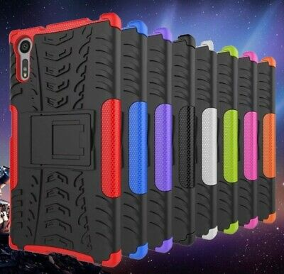 For Sony Xperia XA2,XA1,L1,L2,XZ1,XZ2 - Shockproof Armor Rugged Heavy Duty Cover