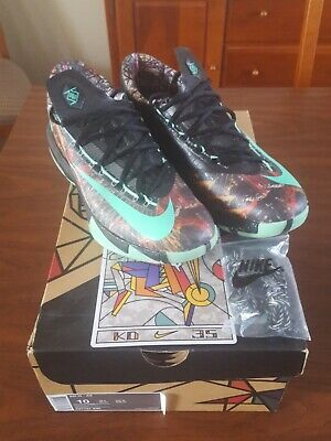 f7e40a68a0e2 NIKE KD 6 All Star Gumbo League -- Mint Condition Size 10 -  85.00 ...