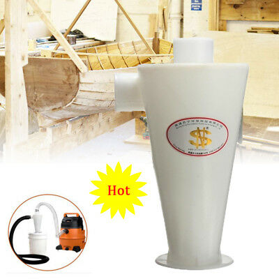Plastic Cyclone Dust Collector Filter Dust Extractors Separator Vacuums Cleaners