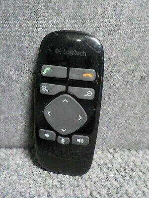 a64fbd65a1f Original Logitech Remote Control for BCC950 Conference Webcam