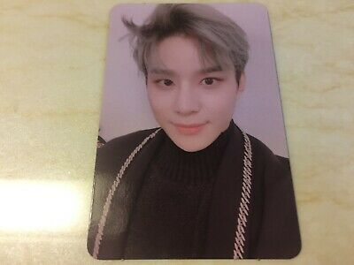 NCT 2018 JUNGWOO [ EMPATHY Official Photocard Dream Ver ] / New / KPOP / +Gift