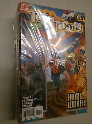 Teen Titans - 2003 Series - DC - Issues #7 - #54 except #14 - Nice Run