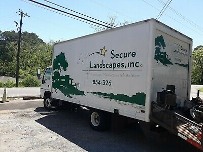 2006 GMC w3500 / Isuzu NPR 16' Box Truck 60k miles same as isuzu npr
