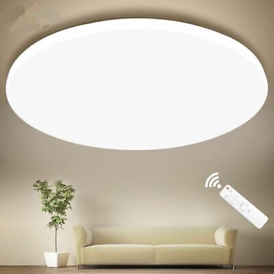 Ultra Thin LED Ceiling Lights Living Room Bedroom And Kitchen Area Modern Lamp