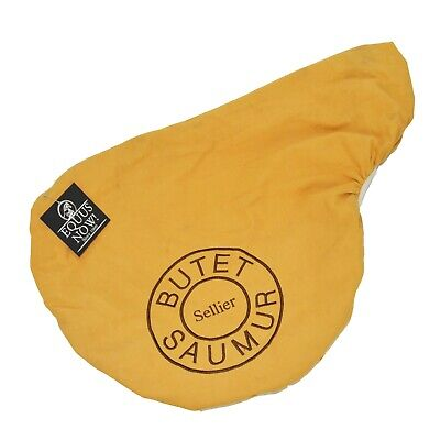 USED BUTET SADDLE Cover - Tan/Yellow - H/J - #5000534