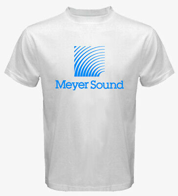 TOUR MEYER SOUND Audio Speakers LOGO 2019 TOUR Men's T-Shirt