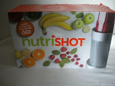 Lakeland Nutrishot New in box - Blend in the cup, pick up & go!