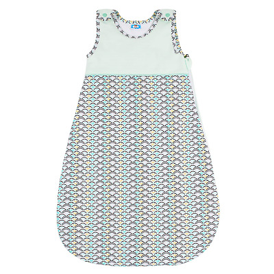 Baby Sleeping Bag, Size 70 cm 0-6 Months, 100% Organic Cotton by Sweety Fox - -