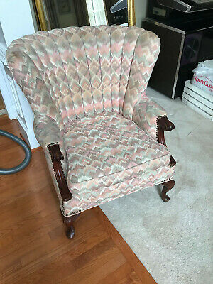 accent chairs in good condition set of 2 chairs
