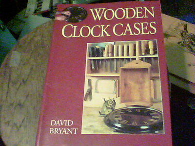 Wooden Clock Cases by David Bryant s40