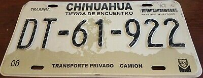 Pancho Villa License Plate 6 X 12 Inches New Mexico Aluminum