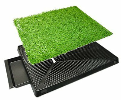 Downtown Pet Supply Dog Pee Potty Pad, Bathroom Tinkle Artificial Grass  NEW