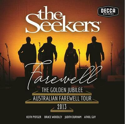 The Seekers - The Seekers - Farewell - Australian Farewell Tour 2013 / Live (...