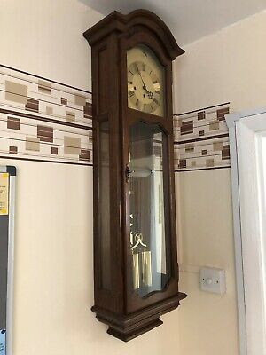 Tempus Fugit AMS, 2 Weight, Westminster Chime, Quarter & Hourly Chime, Long Case