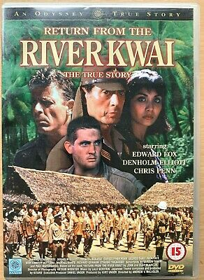 Return From The River Kwai DVD 1988 Seconde Guerre Mondiale WW2 Pont Film Sequel