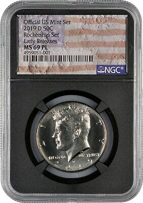 Exclusive: 2019 Rocketship Kennedy Half MS69 Proof Like NGC Early Release