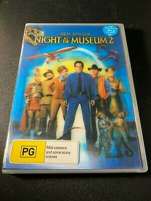 Night At The Museum 2 Dvd Like New