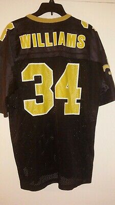 edacf67f2bc RICKY WILLIAMS #34 New Orleans Saints CHAMPION Jersey 48 XL Vintage EUC