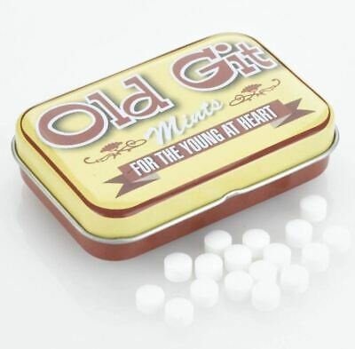 Boxer Gifts Old Git Mints  - Joke, Prank, Secret Santa Gift
