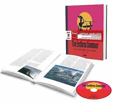 The Endless Summer - Coffret Edition Limitée Livre + Blu-Ray - NEUF SOUS BLISTER