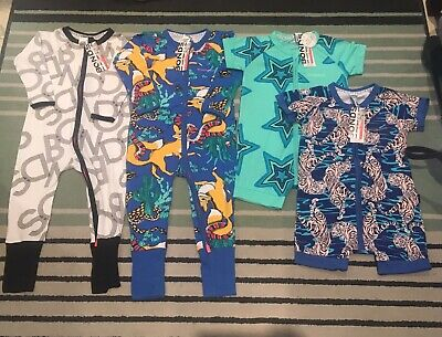 NEW Bonds Clothing Bulk Bundle Wondersuits Size 1 (12-18 Months) FREE POSTAGE