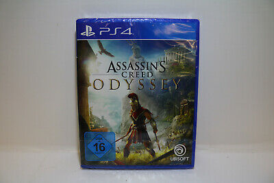 Assassin´s Creed Odyssey NEU & OVP | PS4 Sony PlayStation 4