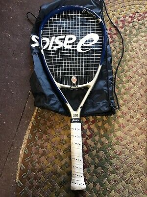 Asics 109 Tennis Racquet Used