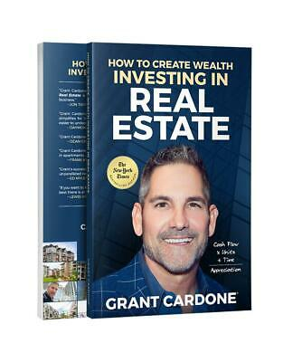 Grant Cardone | How to Create Wealth Investing in Real Estate | Fast Shipping!