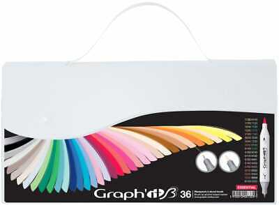 Set de 36 Marqueurs Graph'it Brush Essential - Graph it