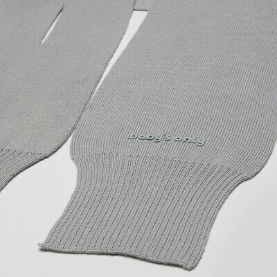 Baby's Only Grey Scarf (One Size)