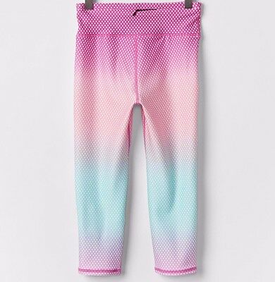 Gap Fit kids Ombre sport capris, Multi-Color SIZE XL (12)   #198197 N0828