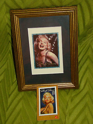 Marilyn Monroe Framed Limited Edition Trading Card+Phone Card ~Sports Time