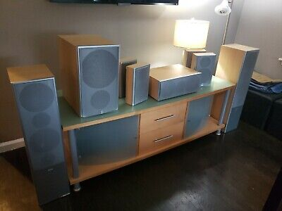 QUAD L2 11L2 Speakers In Birds Eye Maple - $499 00 | PicClick