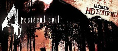 RESIDENT EVIL 4 HD Ultimate Edition [PC] (2014) STEAM