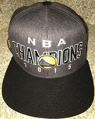 50eb45d570050 100% AUTHENTIC 2015 NBA Champions GOLDEN STATE WARRIORS Adidas ...