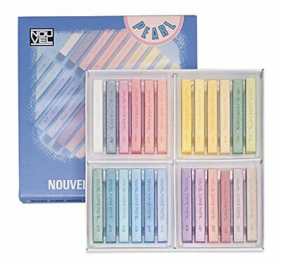 Talens Japan NOUVEL Carre Pastel 12 color B set