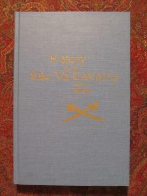 HISTORY OF THE 9th VIRGINIA CAVALRY - BY GEN BEALE, C.S.A. - ONLY 350 PRINTED