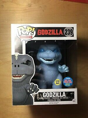 Vinyl  BRAND NEW Godzilla #239 Funko PURPLE SPINES EXCLUSIVE  Pop