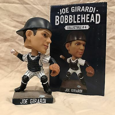 Joe Girardi 2014 New York Yankees Manager Catcher Bobblehead Statue Figurine SGA