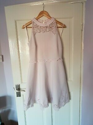 db40bd78a TED BAKER MAXI Dress - Size 3 (uk12) - Worn Once - Perfect Condition ...