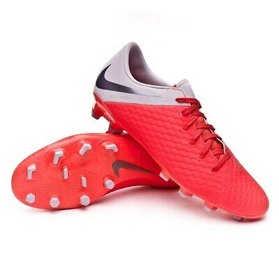 sports shoes 64337 34e45 Nike HYPERVENOM 3 ACADEMY FG Chaussures crampons Football Homme 42, 7.5