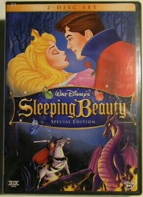 Disney's Sleeping Beauty Special Edition New Sealed DVD FREE SHIPPING