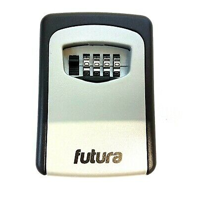 Futura Key Lock Box 4 Digit Combination Lock 115 X 95 X 40mm